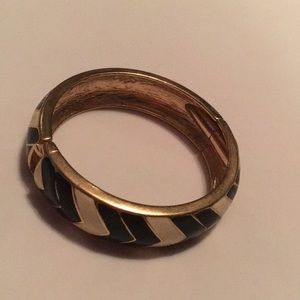 Jewelry - Chevron Statement Bangle
